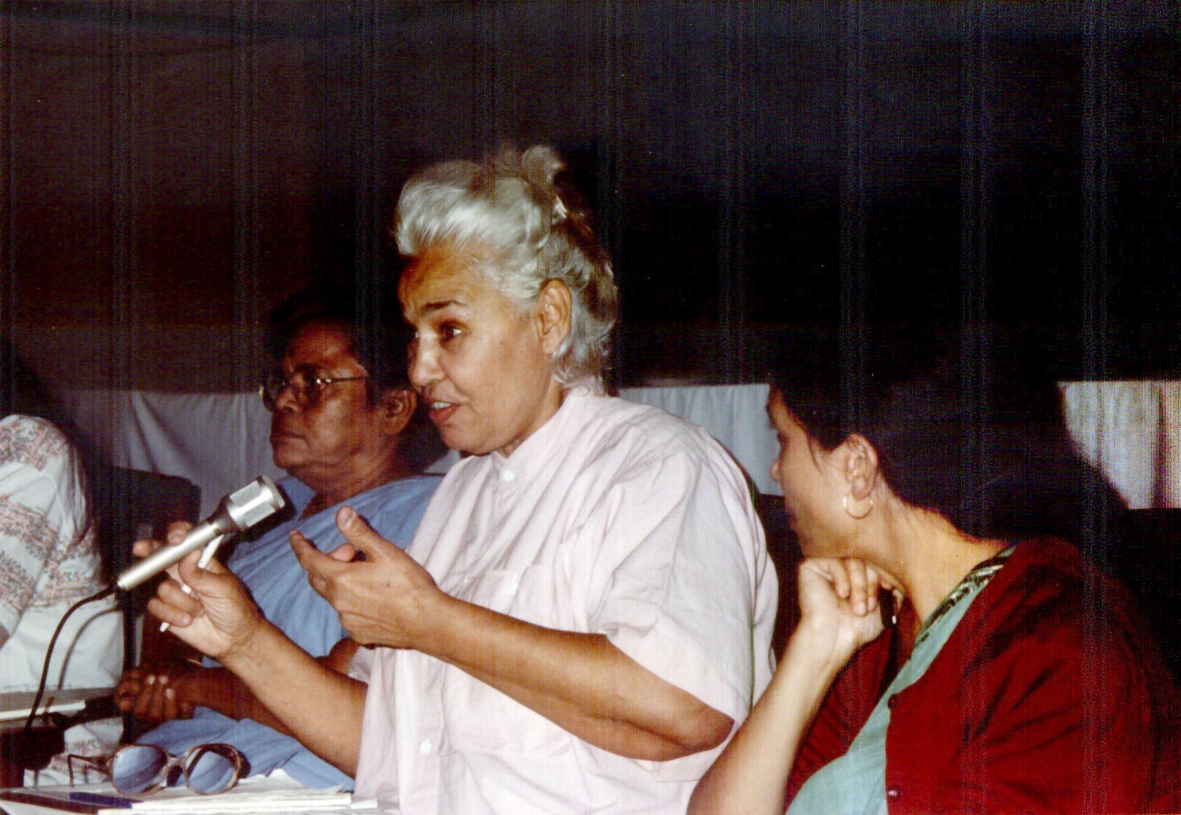 Nawal in Bangladesh 1993