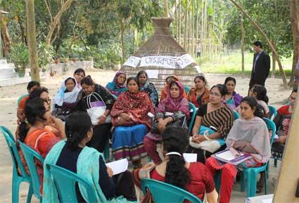 তাবিনাজ সম্মেলন ২০১৪ গ্ররুপ সেশন